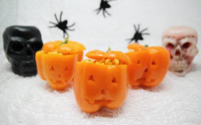 Mac-O'-Lantern & Cheese Bowls